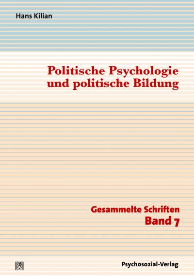Politische Psychologie Und Politische Bildung Ebook 2020 978 3 8379 2387 2 Volume 2020 Issue Nomos Elibrary