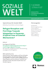 Christoph Spörlein, Cornelia Kristen, Regine Schmidt, Jörg Welker - Selectivity profiles of recently arrived refugees and labour migrants in Germany