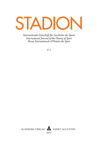 STADION Cover
