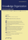 KO KNOWLEDGE ORGANIZATION