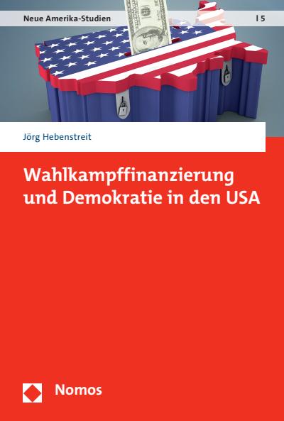 Wahlkampffinanzierung Und Demokratie In Den Nomos Elibrary
