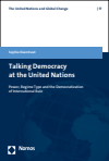 Sophie Eisentraut - Talking Democracy at the United Nations