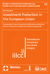 Nico Basener - Investment Protection in the European Union