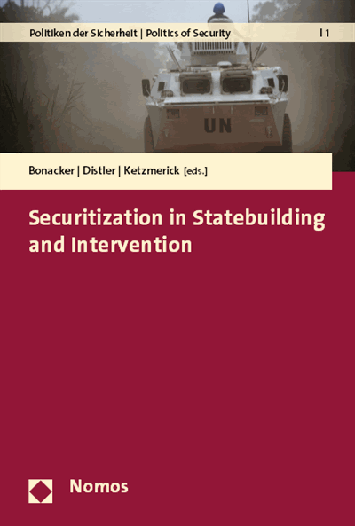 Nomos Elibrary Securitization In Statebuilding And Intervention