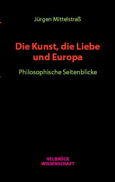 Nomos Elibrary Die Kunst Die Liebe Und Europa