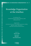 - The social role of knowledge organization in Evidence Based Health