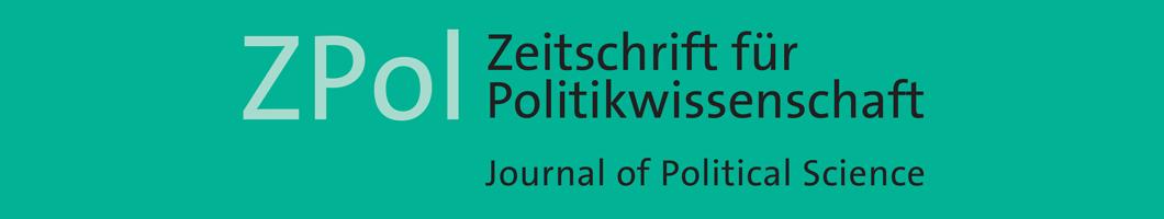 Journal of Political Science Banner