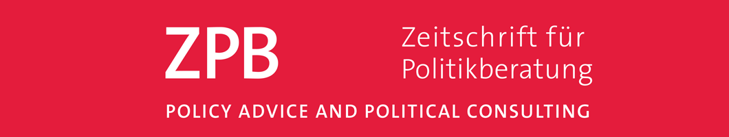 Policy Advice and Political Consulting Banner